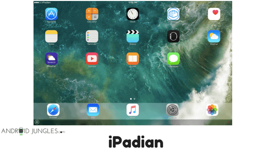 Download iPadian for Windows PC