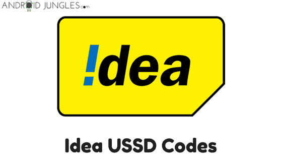 idea USSD Codes – Complete Updated List to Check Balance