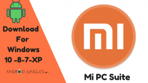 Download Mi PC Suite For Windows and Mac