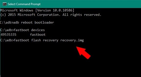 How install TWRP Recovery on Redmi Note 7