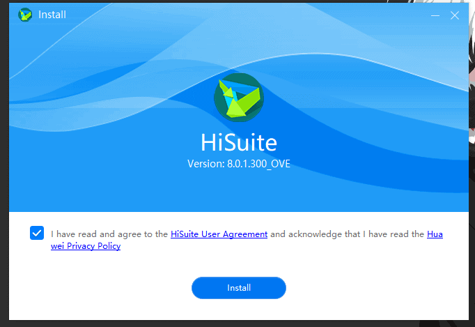 Download Huawei HiSuite For Windows PC And MacOS