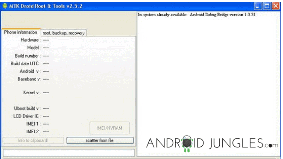 Download MTK Droid Tool For Windows [100% Working] | Android