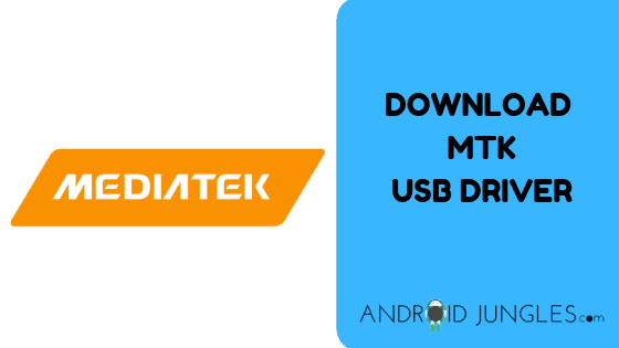 Download MTK USB Driver