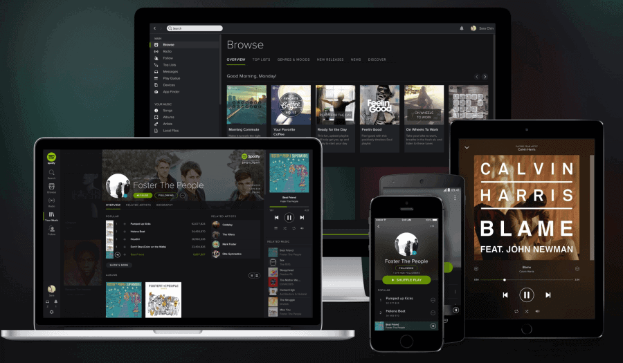 Spotify Premium Free Mac Download