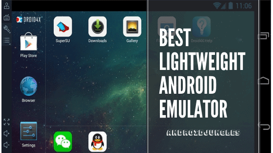 android emulator best settings