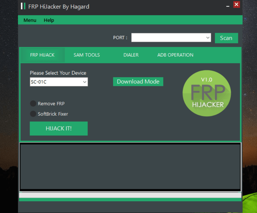How to Install FRP Hijacker Tool Step 3