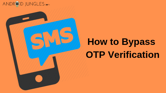 How to Bypass OTP Verification
