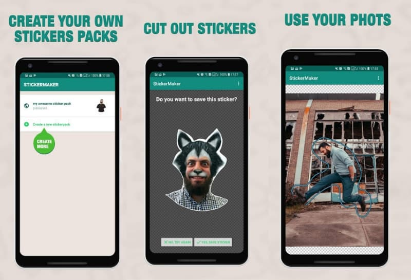 Download Whatsapp Sticker Maker for Android