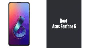 Root Asus Zenfone 6
