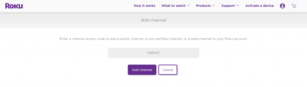 Latest Roku Private Channels