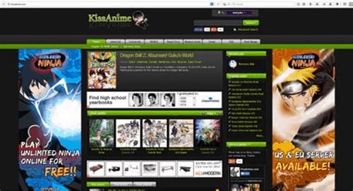 kissanime : Anime Streaming Sites