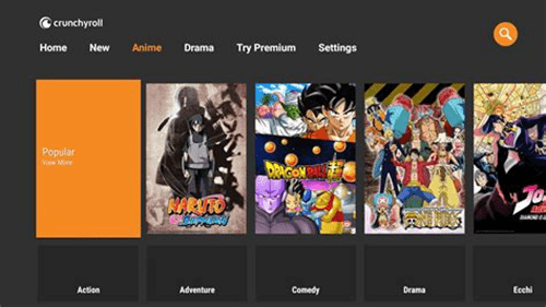 Anime watching Sites