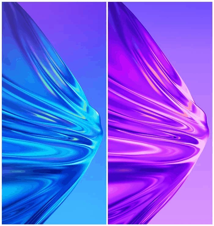 Download Realme 5 and Realme 5 Pro wallpapers stock official