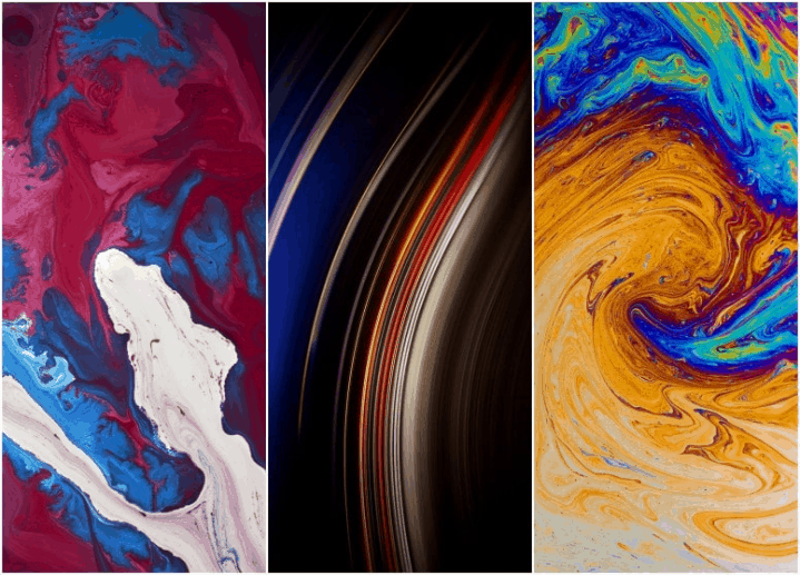 download realme 3 and realme 3 pro wallpapers