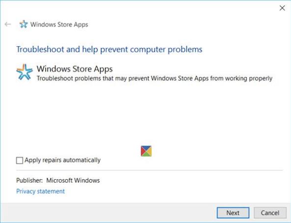 Microsoft Store updates same apps in Windows 10