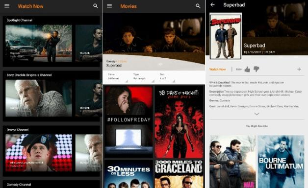 Best Free Movie Apps to watch movies Online