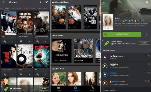 best movies apps to watch online movies