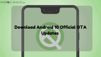 Download Android 10 Official OTA Updates