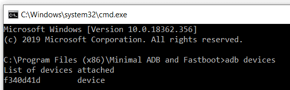 Boot Xiaomi Mi A3 Fastboot Mode using ADB on macOS/Linux