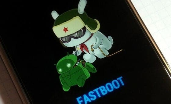 Fastboot Mode on Xiaomi