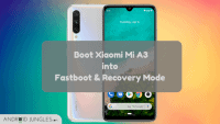 Boot Xiaomi Mi A3 into Fastboot & Recovery Mode