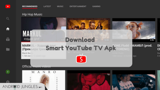 Smart YouTube TV APK Official
