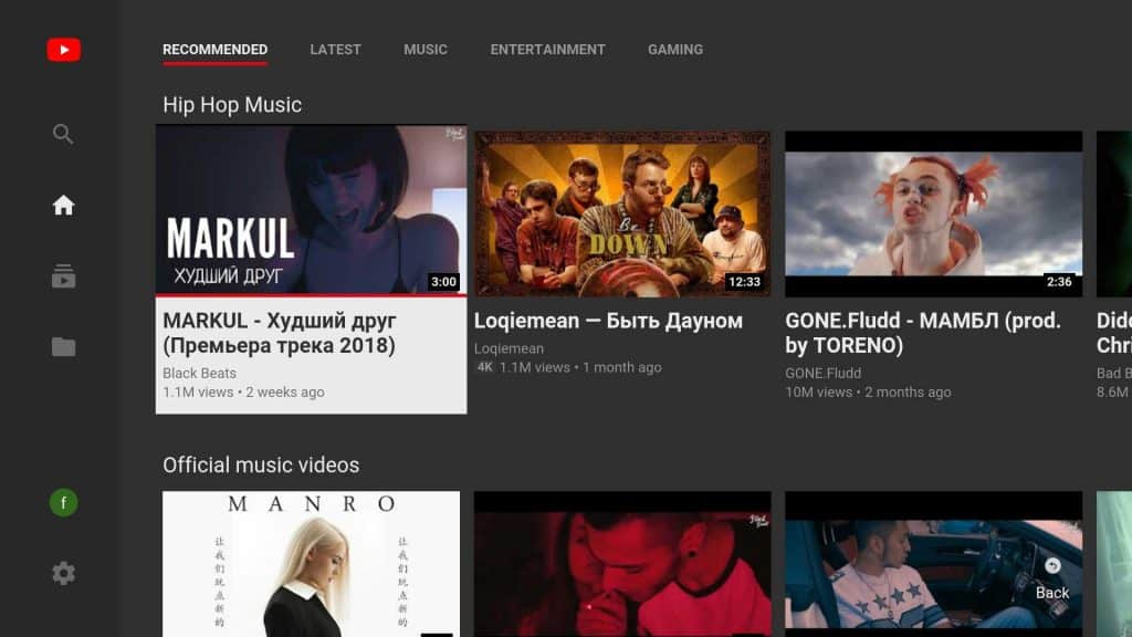 Smart YouTube TV APK
