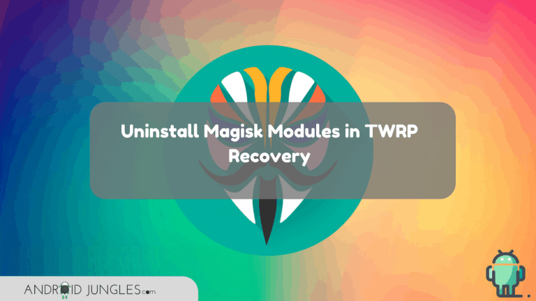 Uninstall-Magisk-Modules-in-TWRP-Recovery