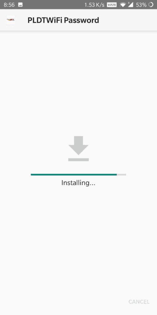 Install PLDT WiFi Hacker