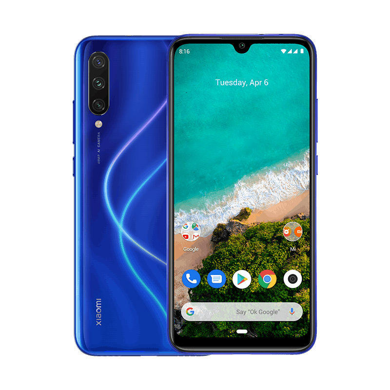 Download Xiaomi Mi A3 Android 10 Update (Global)
