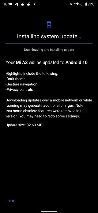 Xiaomi-mi-a3-android-10