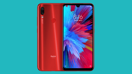 Download Pixel Experience ROM for Redmi Note 7(Android 10)