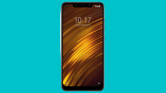Download Android 10 on Poco F1 via CrDroid ROM