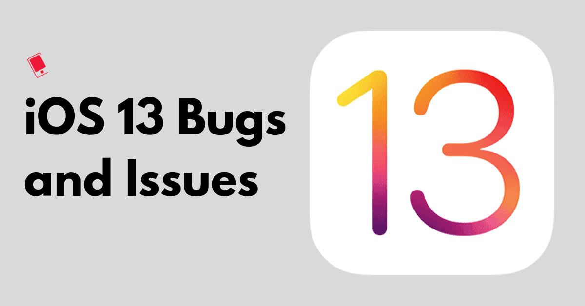 os-13-bugs