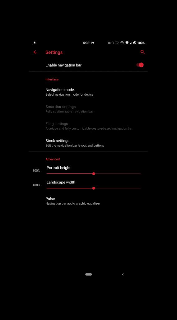 Resurrection-remix-8.1-OnePlus-7-pro
