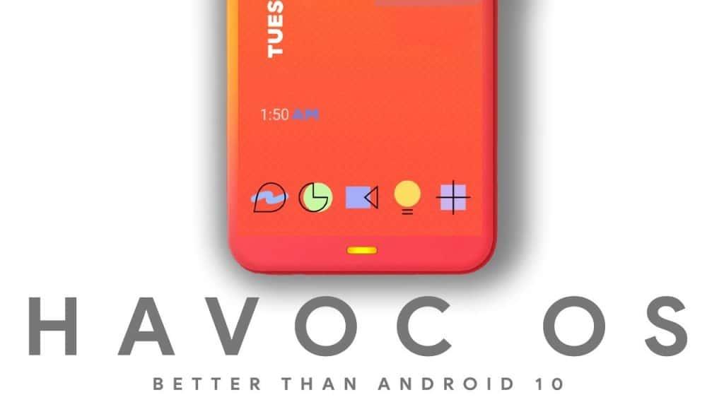 Havoc OS download OnePlus 7 Pro