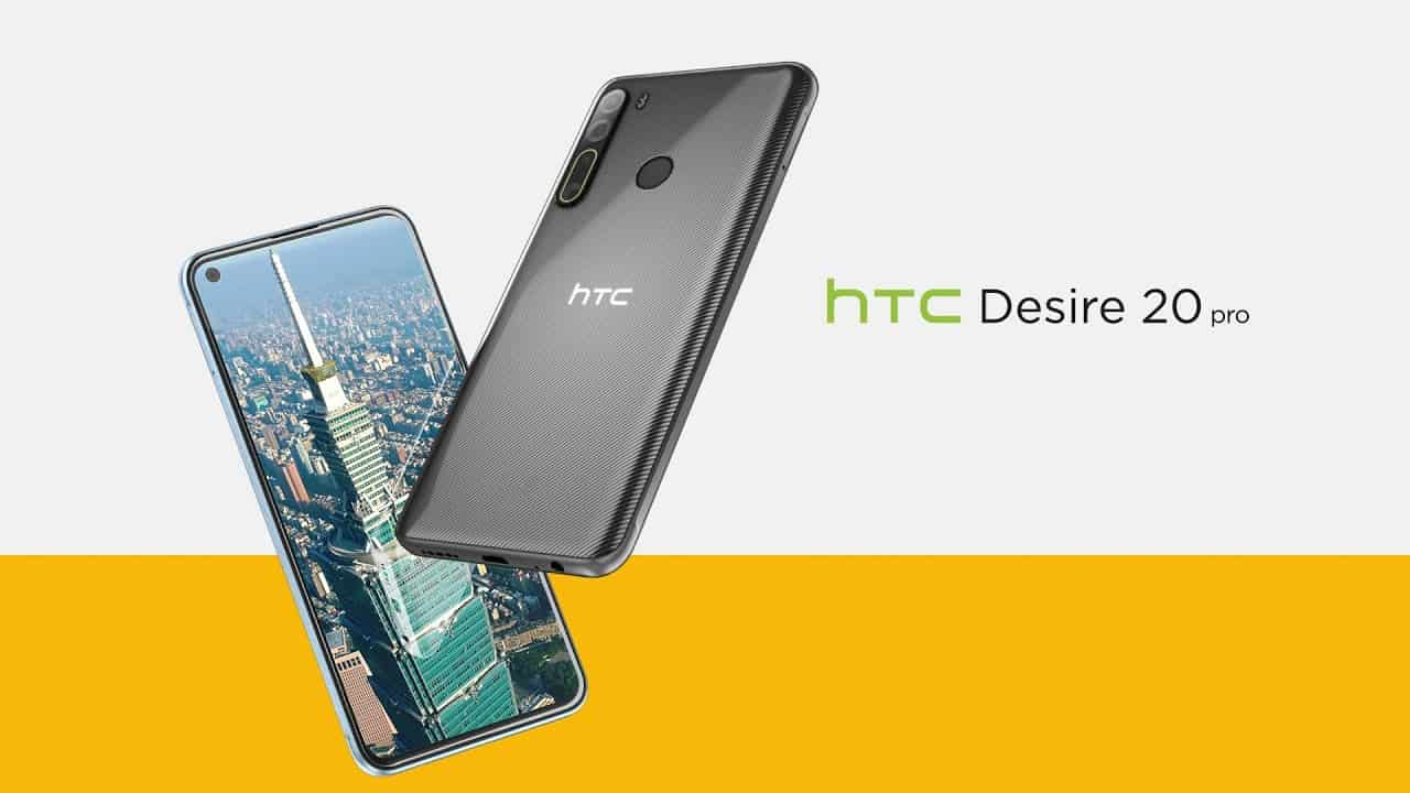 How to Unlock Bootloader of HTC Desire 20 Pro