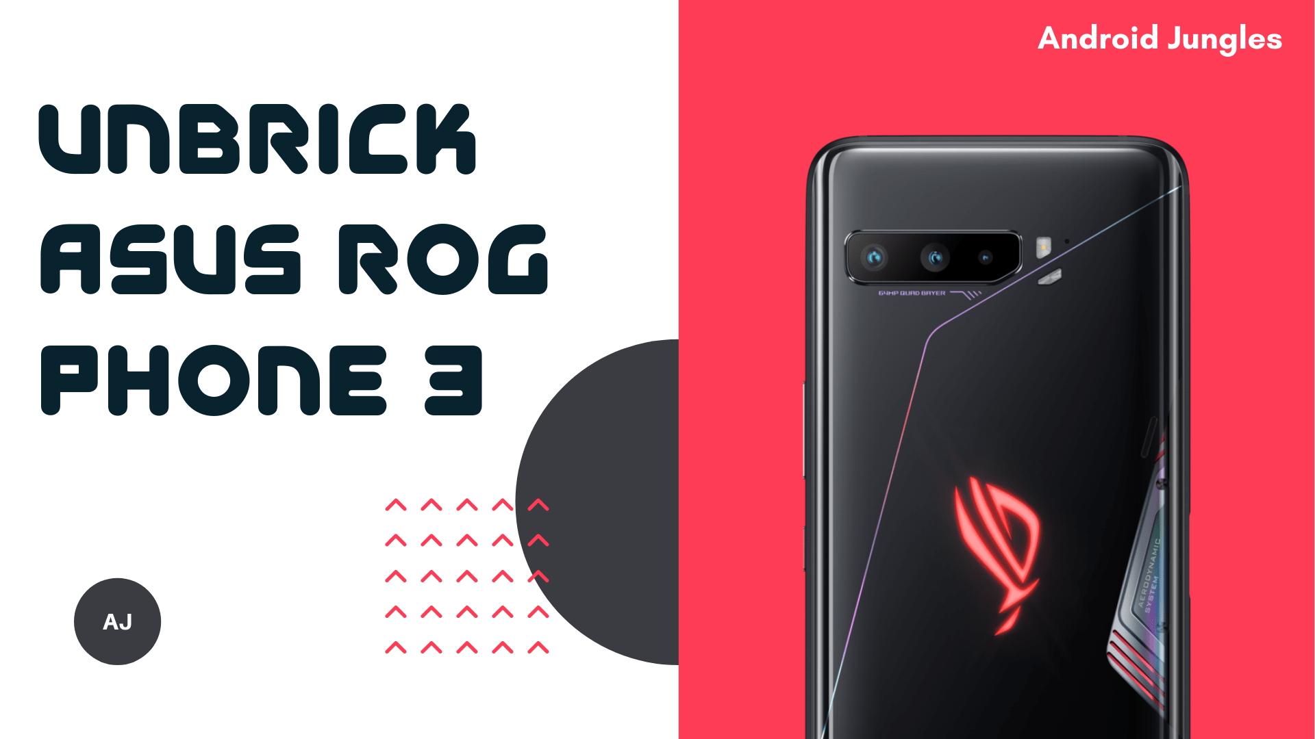 How to Unbrick Asus ROG Phone 3