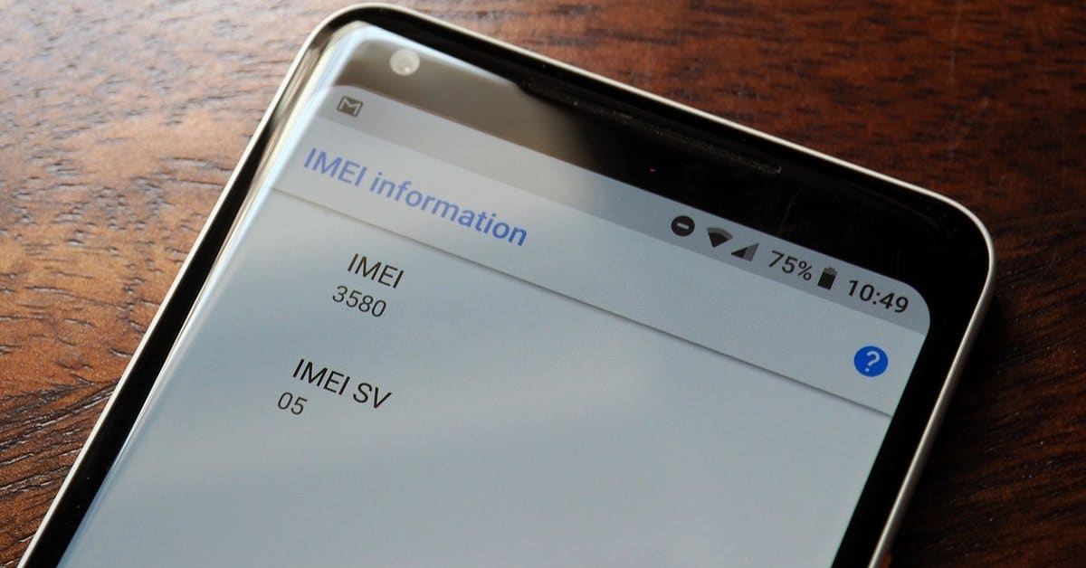 Find IMEI Number Without a Phone (on iOS and Android)