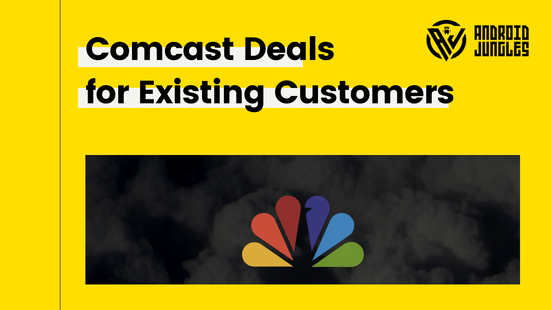 Comcast Deals for Existing Customers