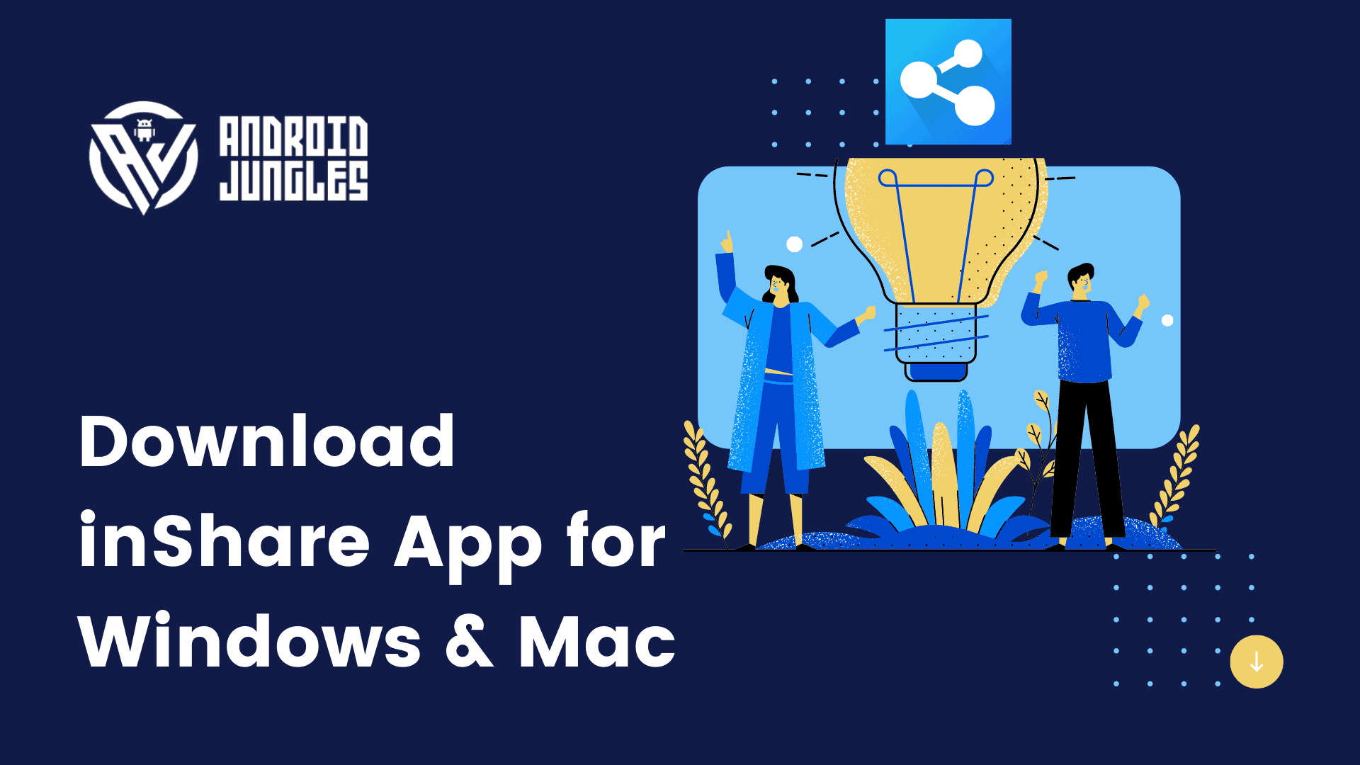 Download inShare App for PC - Windows/ Mac