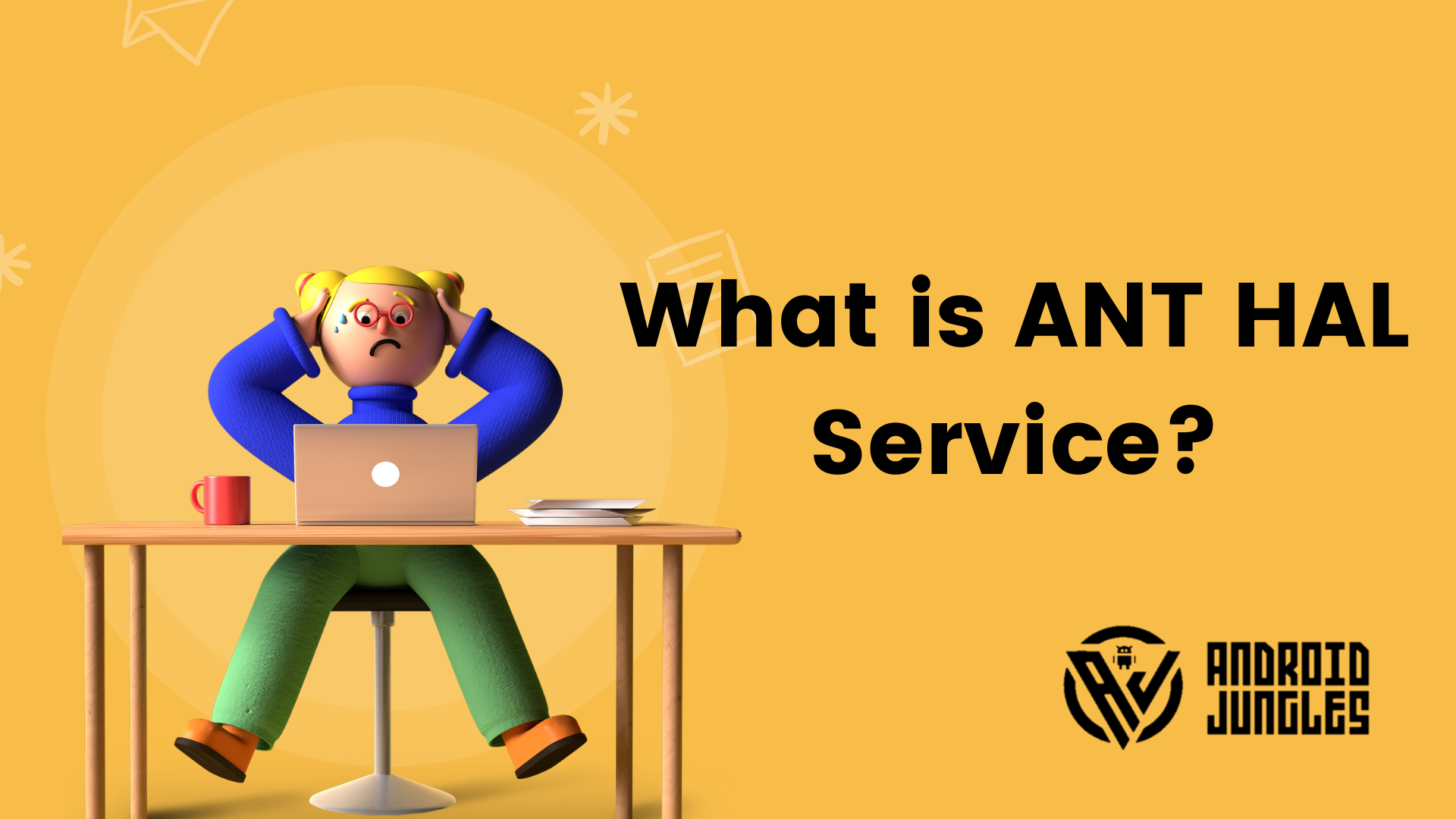 What is ANT HAL Service? What it is for, and is it Safe?