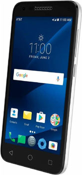 Compatible with Safelink: Alcatel-CameoX-4G-LTE