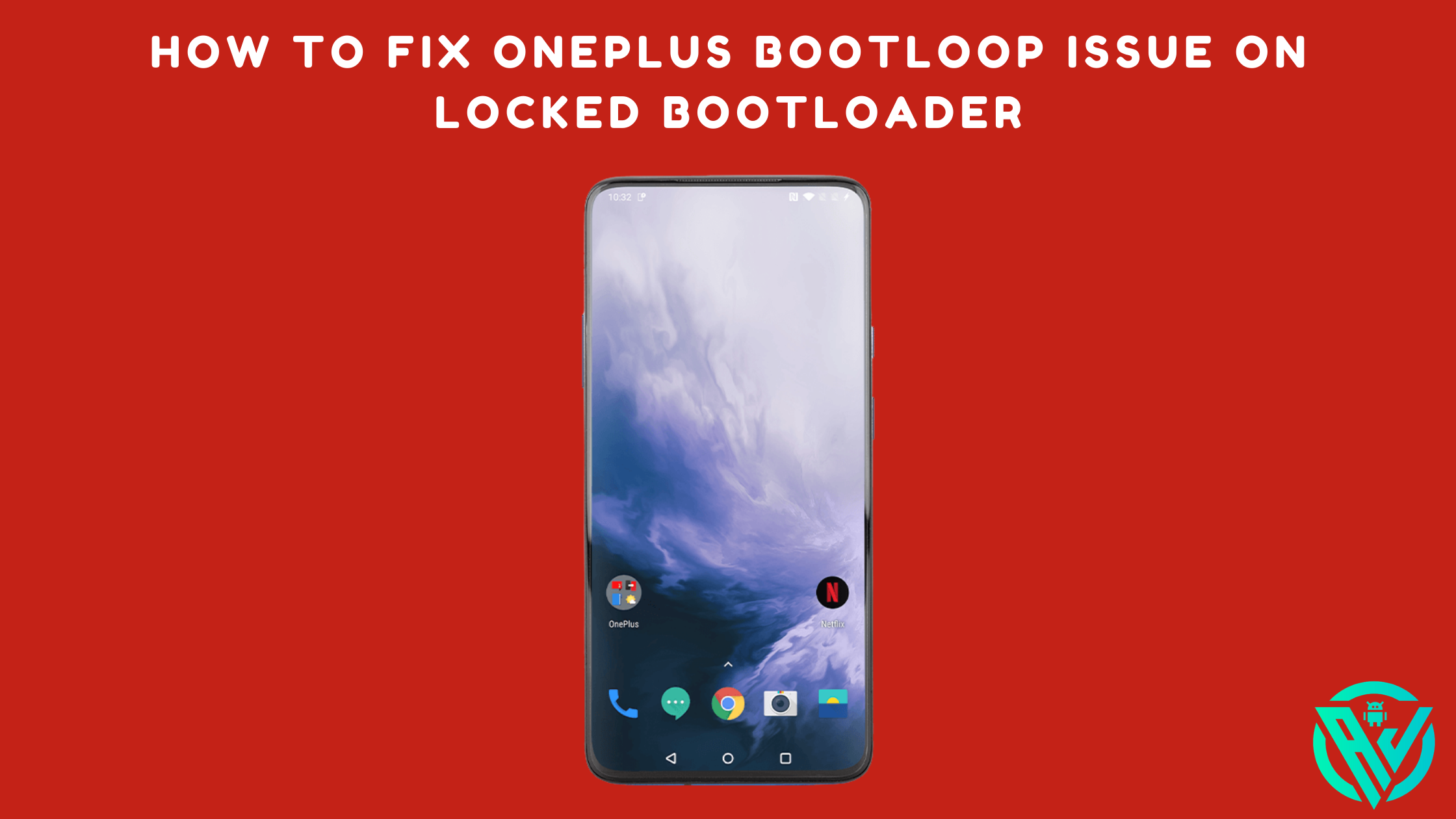How to Fix OnePlus Bootloop issue on Locked Bootloader