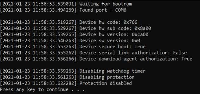 MediaTek-SP-Flash-Tool-SLA-DAA-Authentication-Bypass;
