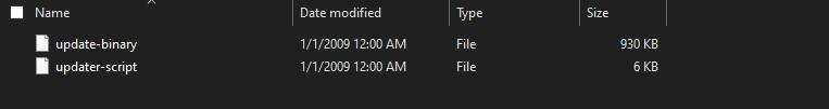 updater script twrp error 7