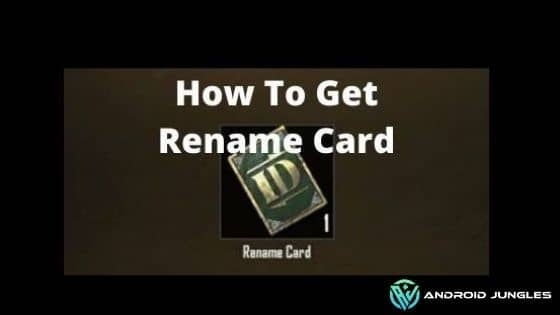 How To Change Name In PUBG? Learn With Simple Steps.